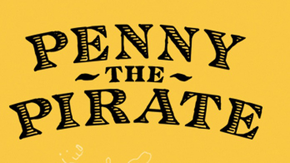 OPSM penny the pirate app title page